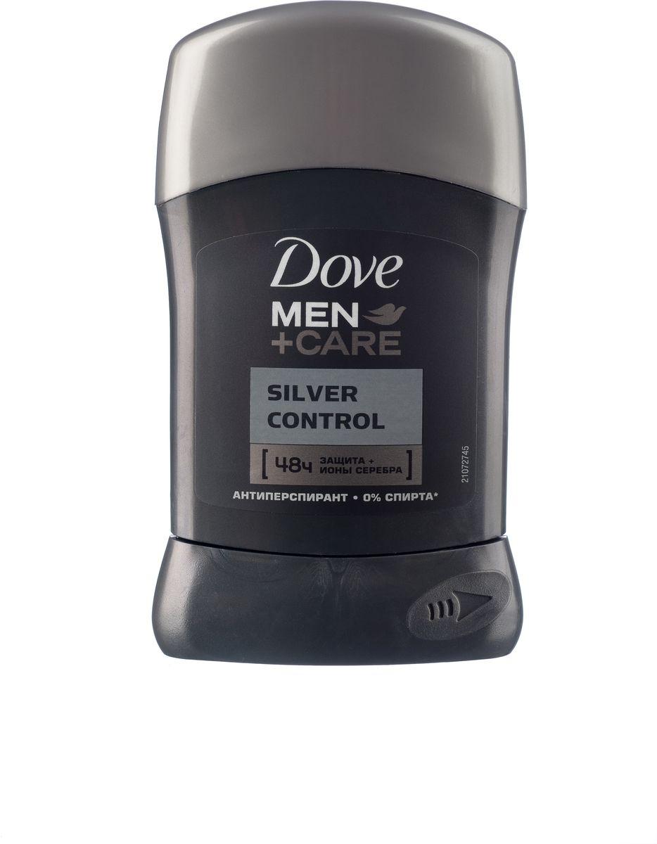 Dove Men+Care Антиперспирант карандаш Заряд серебра 50 мл 21131918