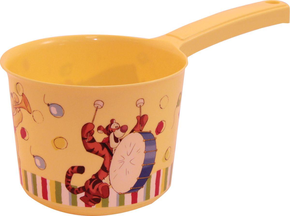 Disney Ковш детский цвет банановый 1,5 л