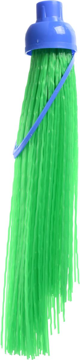 Метла садовая Skrab, круглая, без ручки, длина 47 см27032Садовая метла Skrab круглый год будет вам незаменимым помощником. Метла выполнена из износостойкого пластика с волнистым ворсом. Такой метлой легко подметать сухую и мокрую листву, снег, грязь и любой грубый мусор. Эта метла лишена такого неприятного недостатка обычных хозяйственных метел, как осыпание прутьев в процессе подметания. Покупка такой метлы - это еще и значительная экономия средств, поскольку она гарантированно прослужит вам несколько сезонов. Длина ворса: 40 см. Диаметр отверстия для ручки: 2,6 см.
