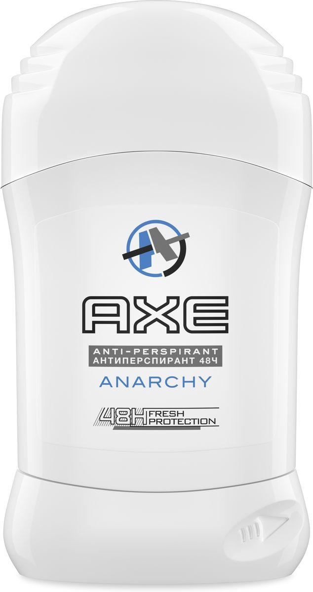 Axe Dry Антиперспирант карандаш Anarchy men 50 мл050701537Аромат манящего беспредела уже здесь! Предрассудки в прошлом! Дай волю своей страсти с AXE Anarchy!
