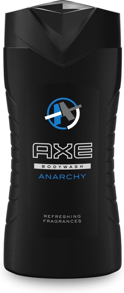 Axe Гель для душа Anarchy men 250 мл21131708Аромат манящего беспредела уже здесь! Предрассудки в прошлом! Дай волю своей страсти с AXE Anarchy!