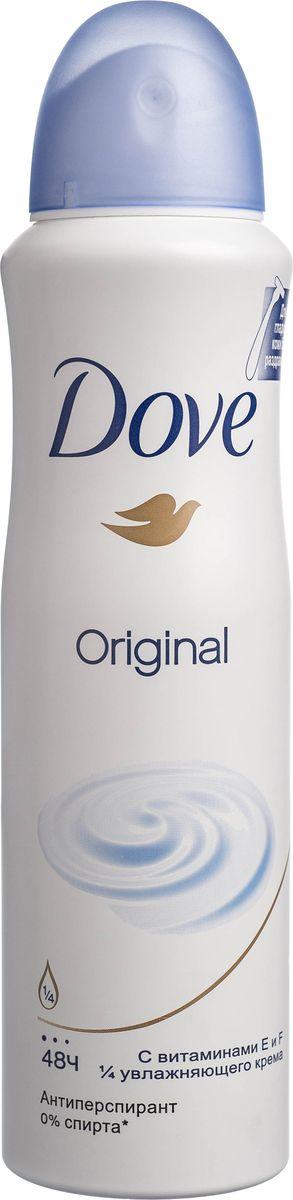 Dove Антиперспирант аэрозоль Оригинал 150 мл 21133684