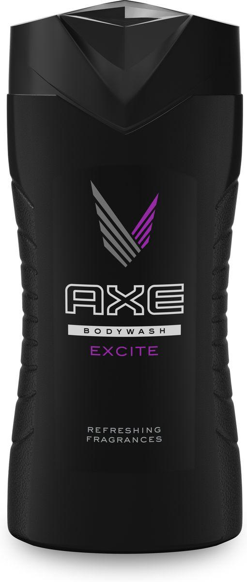Axe Гель для душа Excite 250 мл20282153AXE Excite - аромат, который действительно сводит с ума, притягивает и пробуждает самые яркие чувства. Даже ангелы не устоят.