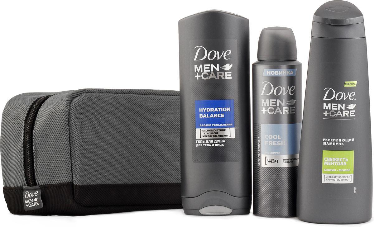 Dove подарочный набор Men+care67087523Появление бренда Dove связано с созданием уникального очищающего средства для кожи, не содержащего щелочи. Формула единственного в своем роде крем-мыла на четверть состоит из увлажняющего крема - именно это его качество помогает защищать кожу от раздражения и сухости, которые неизбежны при использовании обычного мыла. Dove —марка, которая известна благодаря авангардному изобретению: мягкому крем-мылу. Dove любим миллионами, ведь они не содержат щелочи, оказывают мягкое, щадящее воздействие на кожу лица и тела. Удивительное по своим свойствам крем-мыло довольно быстро стало одним из самых популярных косметических средств. Успех этого продукта был настолько велик, что производители долгое время не занимались расширением ассортимента. Прошло почти сорок лет с момента регистрации товарного знака Dove, прежде чем свет увидел крем-гель для душа и другие косметические средства этой марки. Все они создаются на основе формулы, разработанной еще в прошлом веке, но не потерявшей своей...