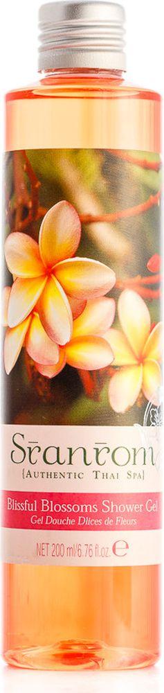 Sranrom Гель для душа Блаженные цветы 200 мл108-8015Позвольте этому гелю для душа с романтическим ароматом добавить вам ещё больше очарования. Изысканный аромат чампаки и иланг-иланга с незапамятных времён используются в традиционных тайских саунах и растительных компрессах благодаря своей способности расслаблять сознание, возвышать дух и дарить ощущение мира и покоя. Гель для душа Блаженные цветы сочетает в себе целебные ароматы эфирных масел двух этих растений и увлажняющие экстракты ещё пяти трав, которые помогут вам чувствовать себя неотразимо женственной в течение всего дня. А вы-то, наверно, думали, что цветы только на то и годятся, чтобы на них любоваться? Насыщенный розовый цвет геля поможет снять стресс, а эфирные масла иланг-иланга и чампаки наполнят гармонией тело и душу. Содержание натуральных компонентов около 96%