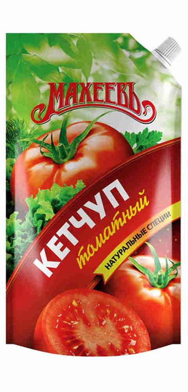 Махеевъ кетчуп томатный натуральные специи, 260 г