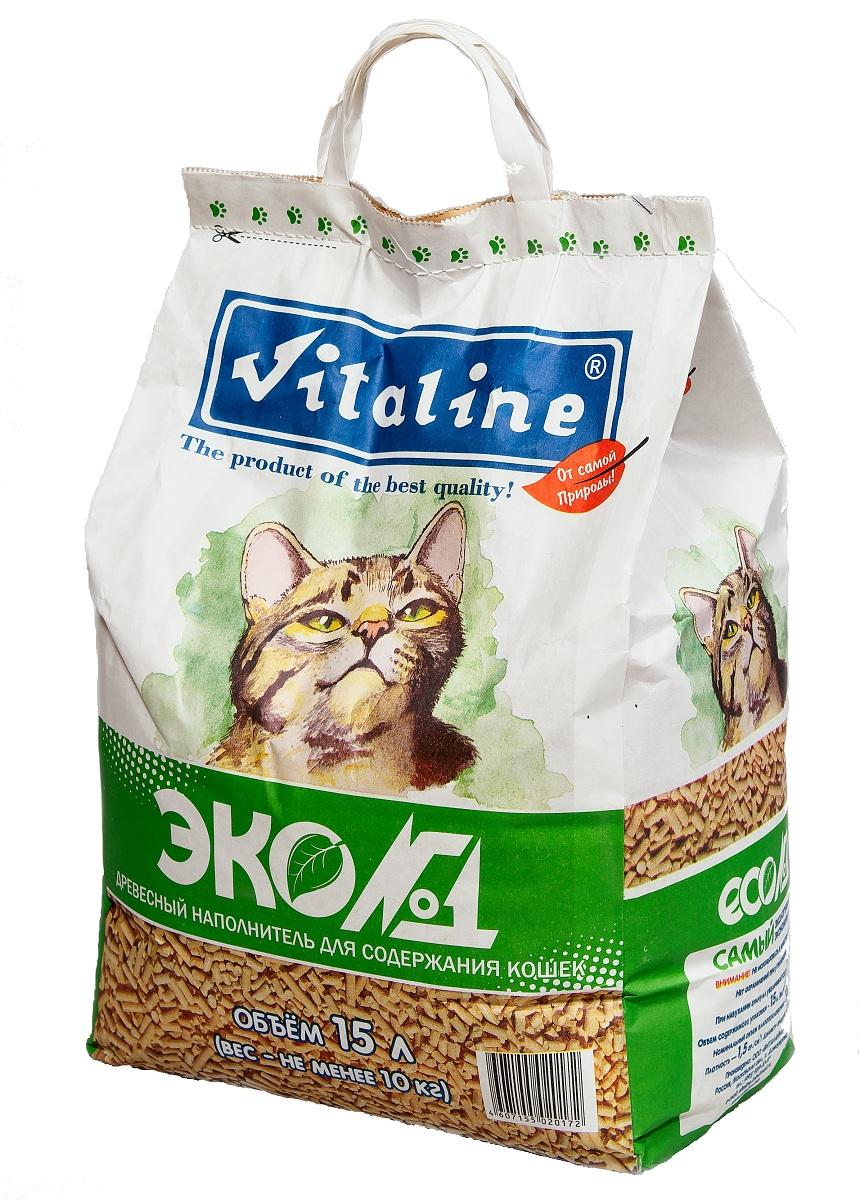 Наполнитель для кошек Vitaline Эко№1, древесный, 10 кг337Эко№1 - универсальное средство для ухода за кошками, грызунами, рептилиями и даже птицами. Наполнитель созданный из массива хвойных пород древесины . 100% БИОЛОГИЧЕСКИ РАЗЛОГАЕМ, не причиняет никакого вреда природе и совершенно безопасен для окружающей среды. Наполнитель Эко№1 нейтрализует неприятные запахи в период между посещениями лотка, сохраняя свежесть кошачьего туалета. Условия хранения: Гигиенический сертификат на упаковочный материал: Хранение при температуре 20C и относительной влажности не более 80%. Срок годности: не менее 5 лет.