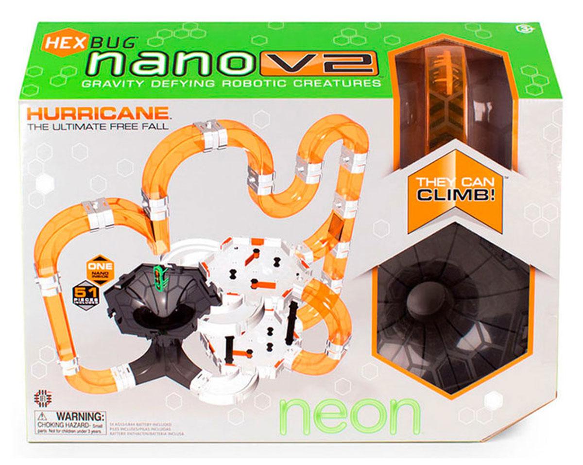 Hexbug Игровой набор Нано V2 Харикейн сэт477-4434