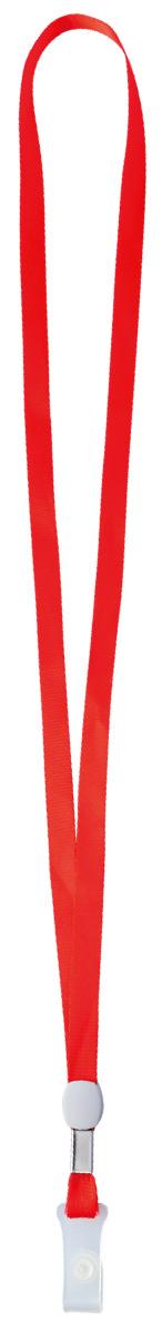 Deli Шнур для бейджа 48,5 см х 1 см 20 штE5764Прочный нейлоновый шнур для бейджа.
