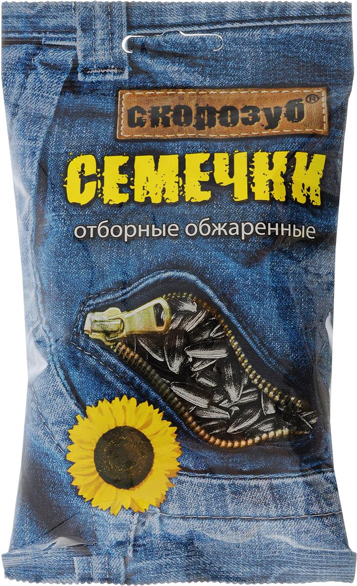 Скорозуб семена подсолнечника обжаренные, 80 г