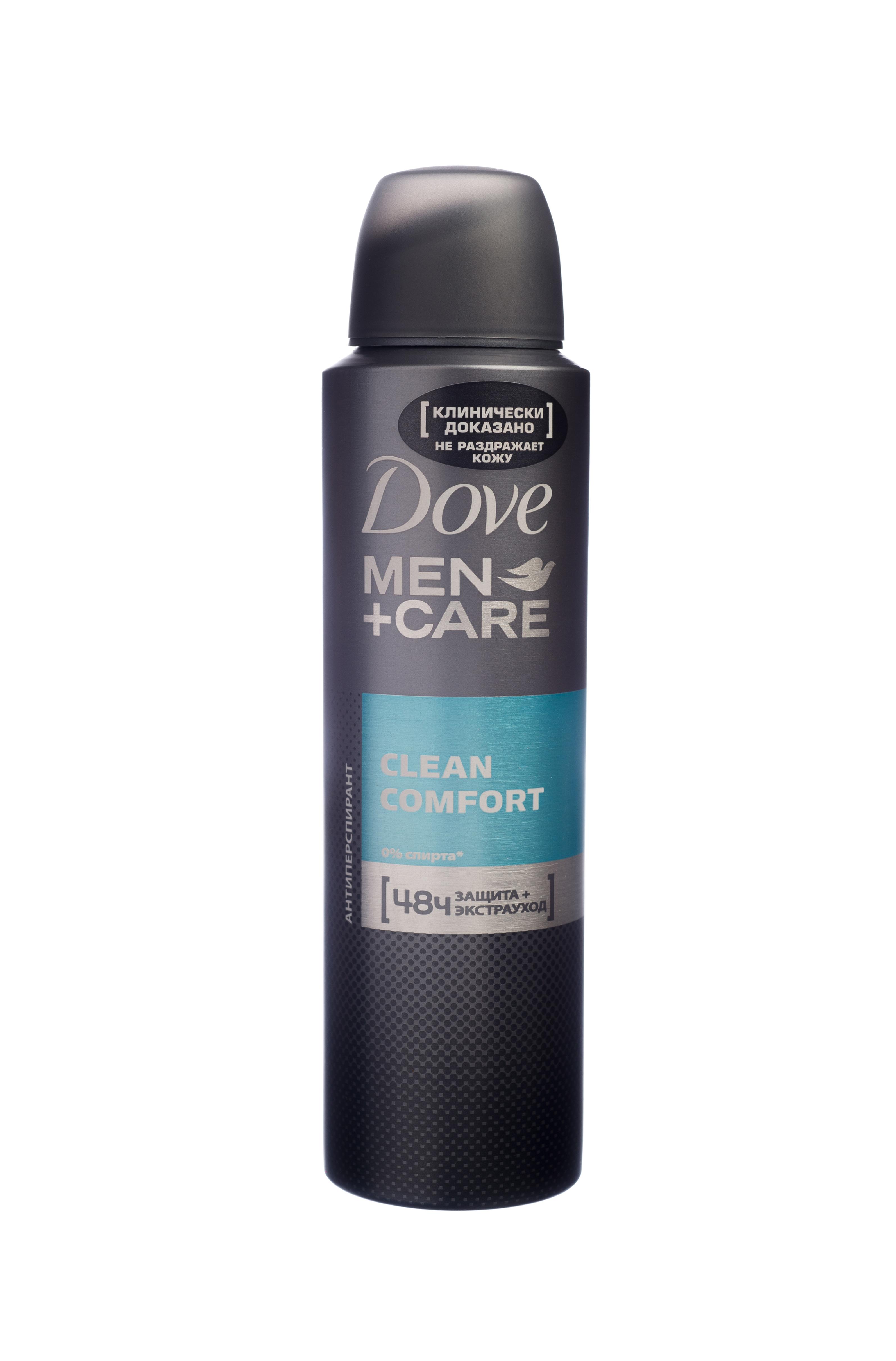 Dove Men+Care Антиперспирант аэрозоль Экстразащита и уход 150 мл 21132346