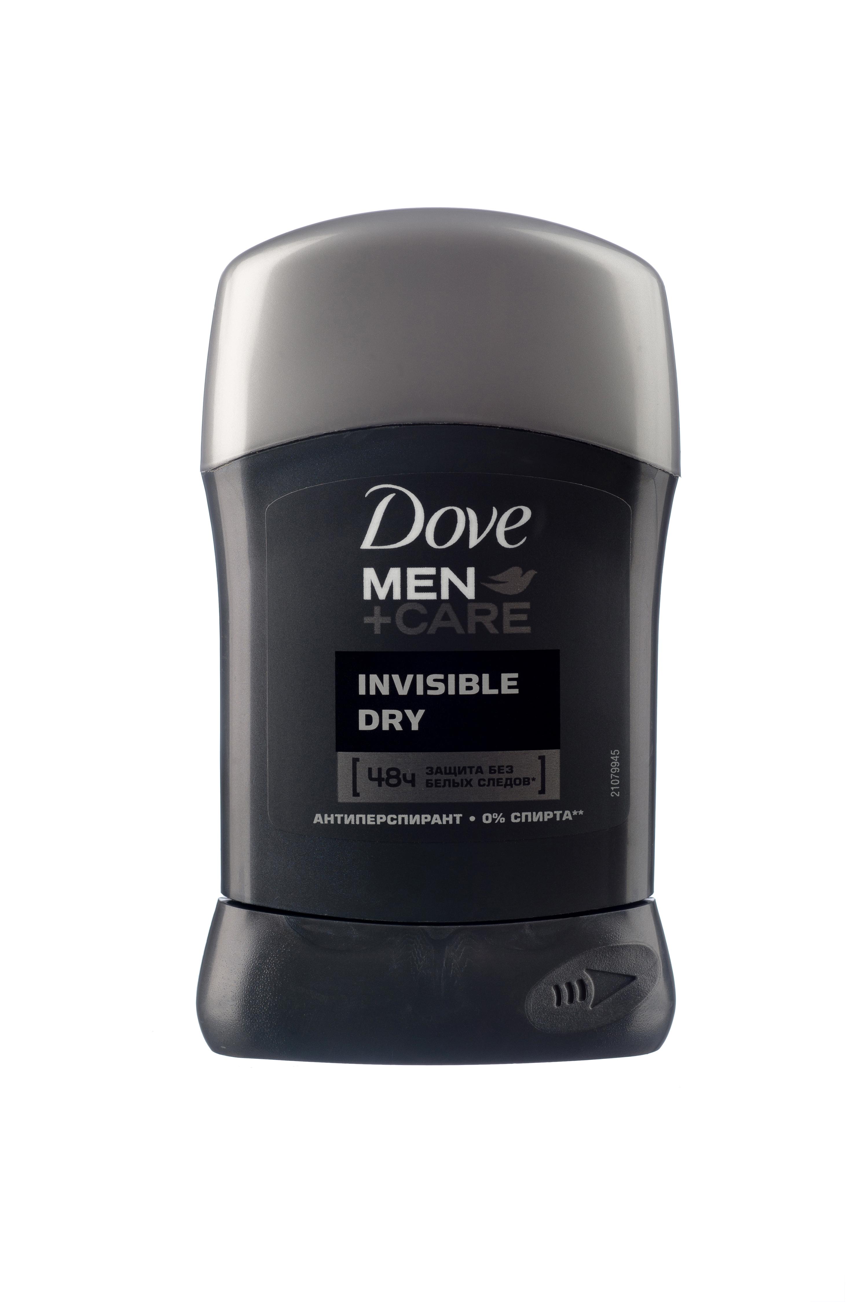 Dove Men+Care Антиперспирант карандаш Экстразащита без белых следов 50 мл 21133371