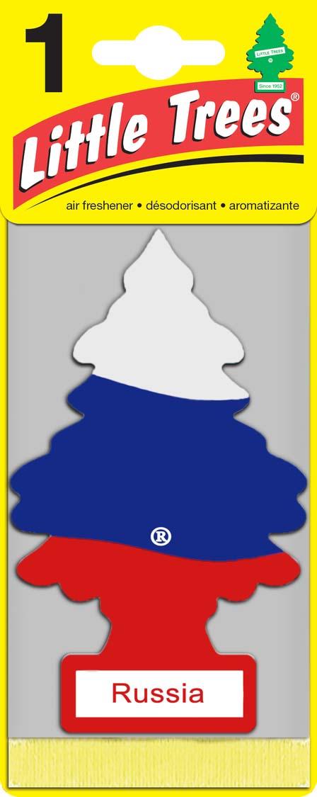 Освежитель Car-Freshner Елочка. Российский флагU1P-19974-RUSSОсвежитель Car-Freshner Елочка. Российский флаг эффективно нейтрализует посторонние запахи и наполняет воздух приятным насыщенным ароматом. Подвесьте освежитель за шнурок в любом удобном месте - в салоне автомобиля, дома или в офисе - и получайте удовольствие! Характеристики: Материал: картон. Размер освежителя: 7 см x 11,5 см. Производитель: США.