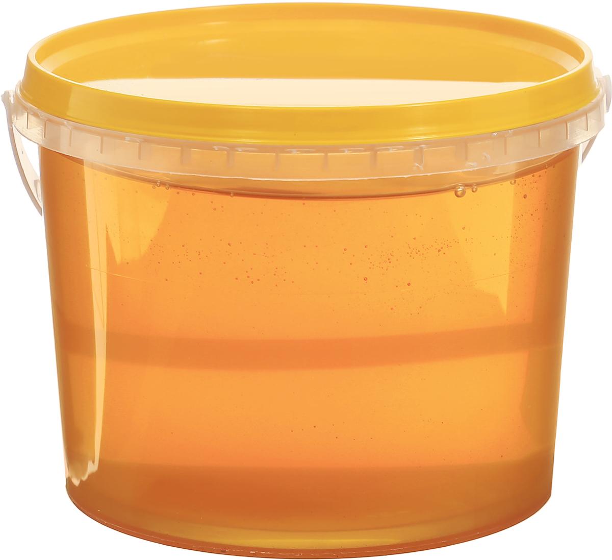Медовед мед натуральный разнотравье, 1 кг