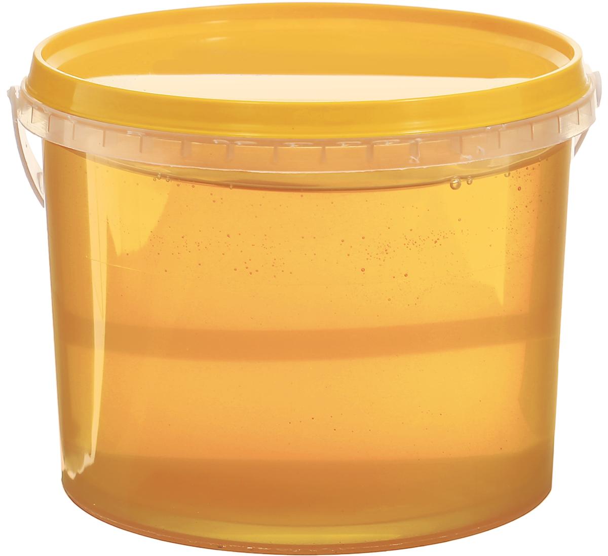 Медовед мед натуральный липовый дальневосточный, 1 кг