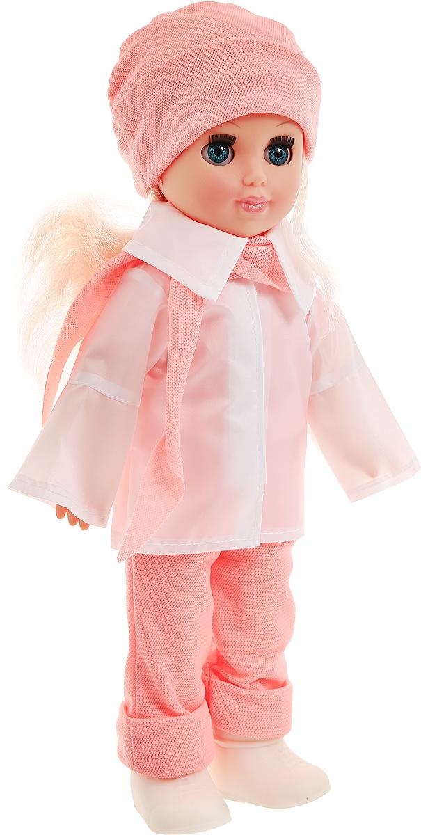 Весна Кукла Алла цвет белый светло-коралловыйВ1799_белый, светло-коралловыйКукла Весна Алла - элегантная и спортивная городская девочка. Алла одета в утепленный костюмчик. В комплекте предусмотрены дополнительные аксессуары в виде шапочки, шарфа и миловидных сапожек с декоративными шнурками. Кукла отличается высоким качеством, проработанностью деталей и гармоничными пропорциями тела. У куклы густые мягкие волосы, которые можно мыть, расчесывать и заплетать. Они прочно закреплены и способны выдержать практически любые творческие порывы ребенка. Аллу можно положить спать и она закроет глазки. Игра с очаровательной куклой поможет развить мелкую моторику, а возможность менять костюмчики и прически формирует эстетический вкус. Милая игрушка станет лучшей подружкой для девочки и научит ребенка доброте и заботе о других.