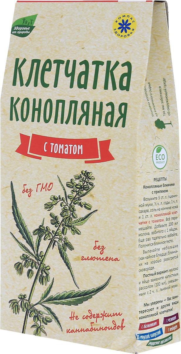Компас Здоровья С томатом клетчатка конопляная, 150 г