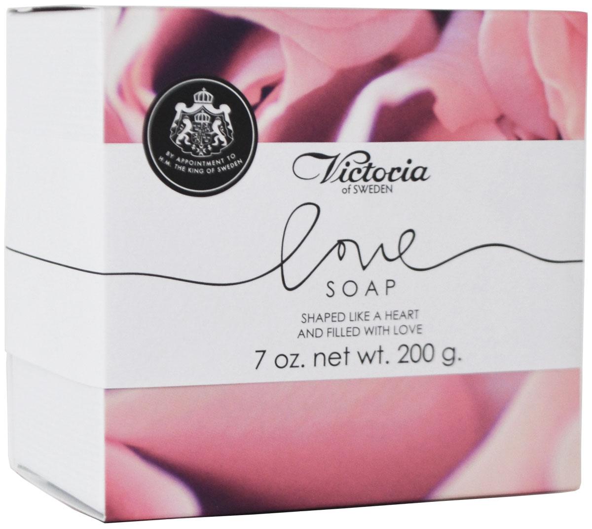 Victoria Soap Мыло для тела Love Soap Day, 200 г240659Это роскошное мыло создано в форме сердца, чтобы наполнить вашу ванную комнату любовью и свежим ароматом розы и пиона с капельками утренней росы. Начните утро с мылом Love Soap Day - и каждый день будет ярким и незабываемым, а вы почувствуете себя истинной Королевой. Товар сертифицирован.
