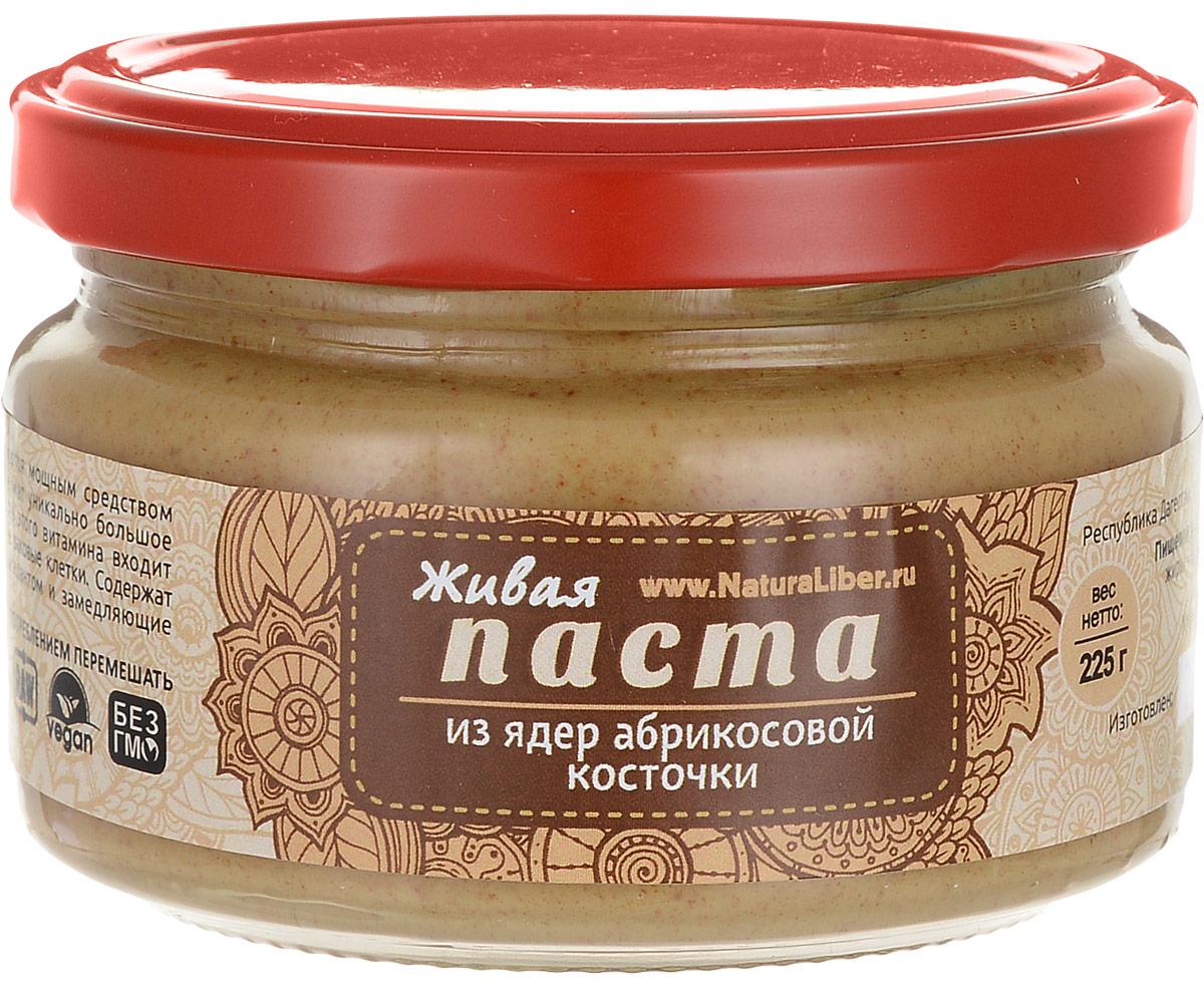 NaturaLiber паста из ядер абрикосовой косточки, 225 г 00-00000128_225 г