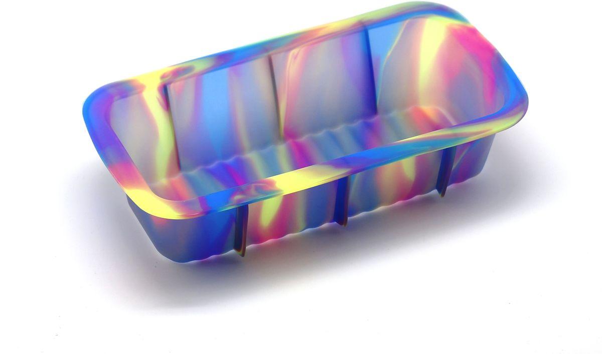 Форма для выпечки Atlantis Каравай, 26,8 х 14 х 6,5 см. SC-BK-005M-ASC-BK-005M-AФорма для выпечки силиконовая Atlantis — это отличная форма для выпекания пирога, которая сделана из пищевого силикона. Посуда идеально подходит для выпекания различной выпечки, ведь форма предотвращает тесто от «вытекания», при этом, предоставляя возможность с легкостью извлечь готовую выпечку и получить на ней красивый рисунок. Пищевой силикон абсолютно безопасен и не вступает в реакцию с продуктами, а так же не влияет на запах и вкус готового изделия.
