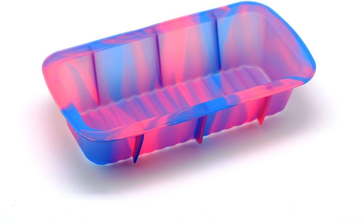 Форма для выпечки Atlantis Каравай, 26,8 х 14 х 6,5 см. SC-BK-005M-GSC-BK-005M-GФорма для выпечки силиконовая Atlantis — это отличная форма для выпекания пирога, которая сделана из пищевого силикона. Посуда идеально подходит для выпекания различной выпечки, ведь форма предотвращает тесто от «вытекания», при этом, предоставляя возможность с легкостью извлечь готовую выпечку и получить на ней красивый рисунок. Пищевой силикон абсолютно безопасен и не вступает в реакцию с продуктами, а так же не влияет на запах и вкус готового изделия.