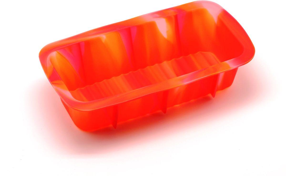 Форма для выпечки Atlantis Каравай, 26,8 х 14 х 6,5 см. SC-BK-005M-MSC-BK-005M-MФорма для выпечки силиконовая Atlantis — это отличная форма для выпекания пирога, которая сделана из пищевого силикона. Посуда идеально подходит для выпекания различной выпечки, ведь форма предотвращает тесто от «вытекания», при этом, предоставляя возможность с легкостью извлечь готовую выпечку и получить на ней красивый рисунок. Пищевой силикон абсолютно безопасен и не вступает в реакцию с продуктами, а так же не влияет на запах и вкус готового изделия.
