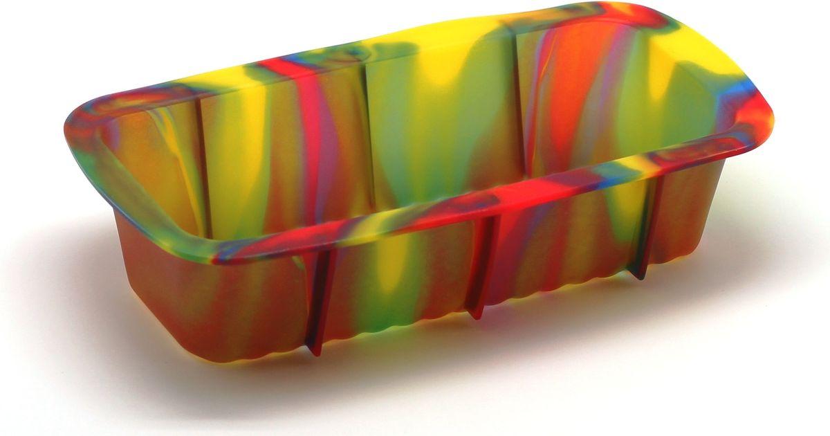 Форма для выпечки Atlantis Каравай, 26,8 х 14 х 6,5 см. SC-BK-005M-QSC-BK-005M-QФорма для выпечки силиконовая Atlantis — это отличная форма для выпекания пирога, которая сделана из пищевого силикона. Посуда идеально подходит для выпекания различной выпечки, ведь форма предотвращает тесто от «вытекания», при этом, предоставляя возможность с легкостью извлечь готовую выпечку и получить на ней красивый рисунок. Пищевой силикон абсолютно безопасен и не вступает в реакцию с продуктами, а так же не влияет на запах и вкус готового изделия.