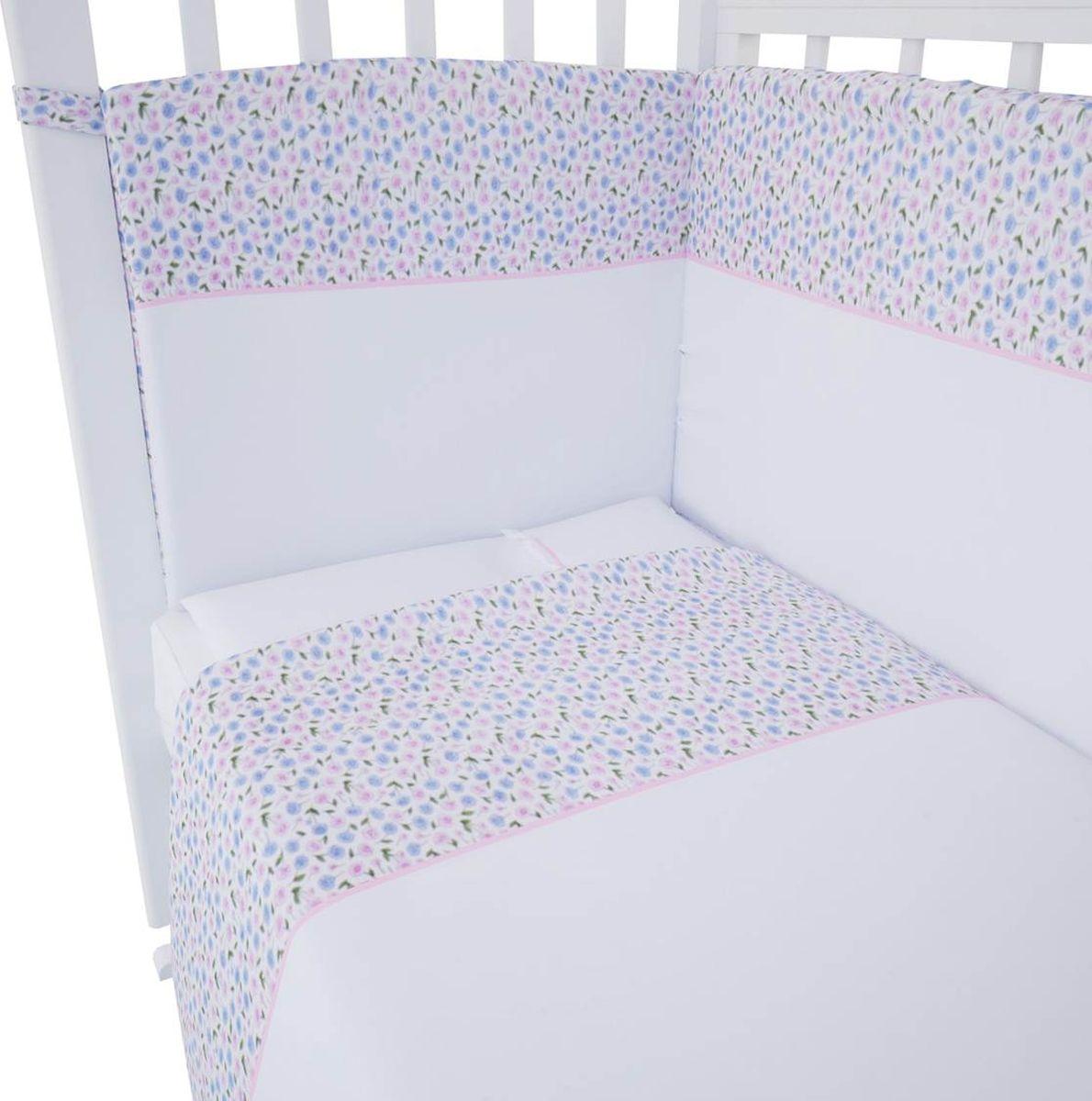 Фея Комплект белья для новорожденных Очарование цвет белый1095