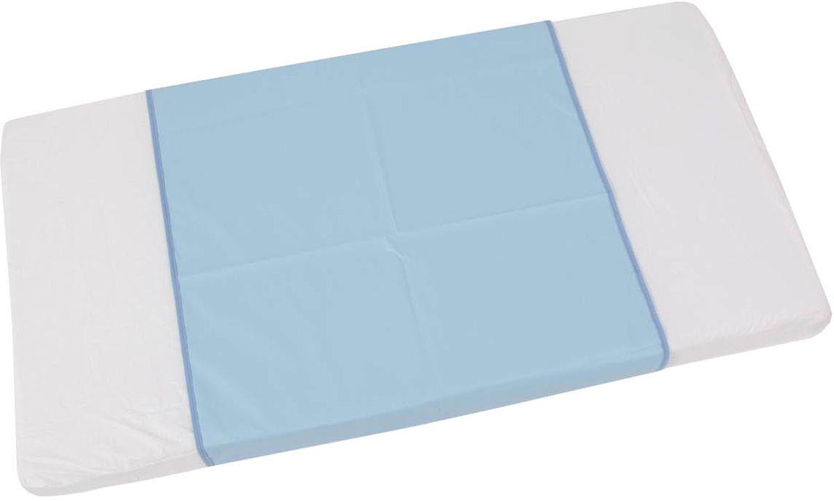 Фея Пеленка детская цвет голубой 68 х 100 см1193-1