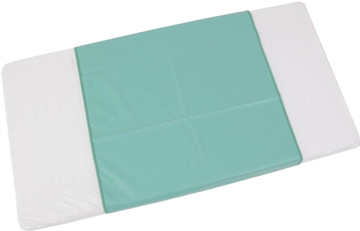 Фея Пеленка детская цвет зеленый 68 х 100 см1193-4