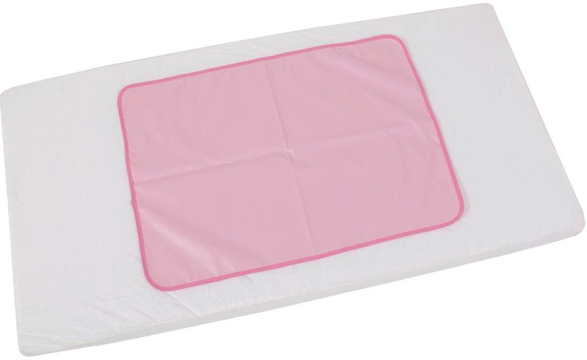 Фея Пеленка детская цвет розовый 48 х 68 см1195-2