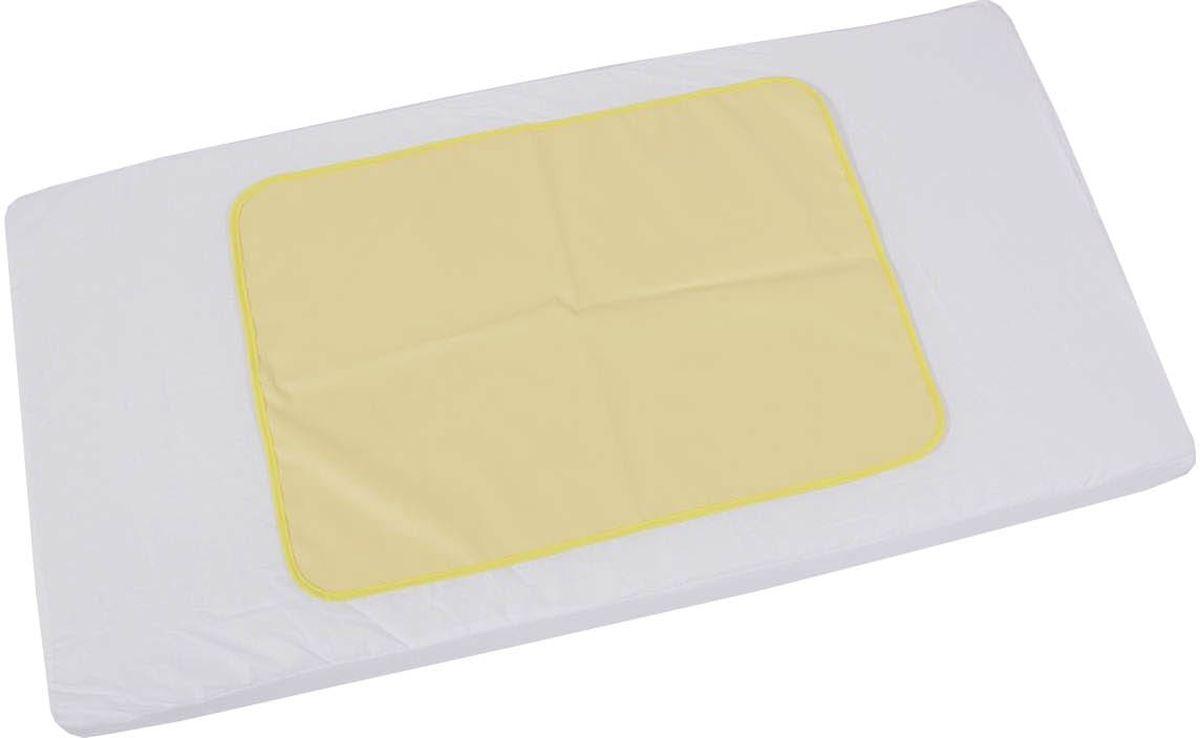 Фея Пеленка детская цвет желтый 48 х 68 см1195-3