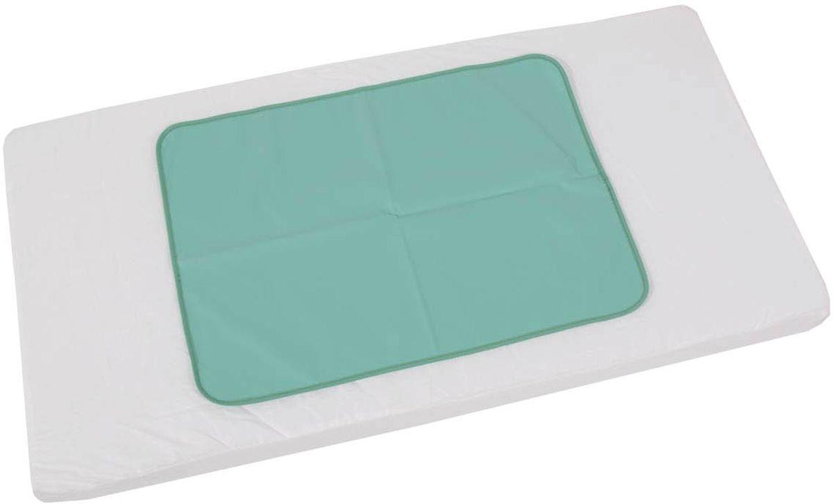 Фея Пеленка детская цвет зеленый 48 х 68 см1195-4