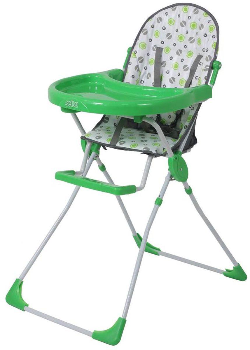 Selby Стульчик для кормления цвет зеленый 5600-055600-05