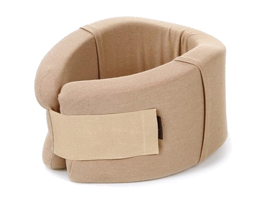 Бандаж шейный ОВ-9/50 для взрослых, цвет: бежевый. Размер 9/50