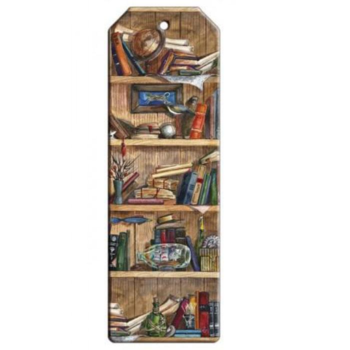 Magic Home Закладка декоративная для книг Книжные полки43571Декоративная закладка для книг Magic Home Книжные полки - великолепный подарок для тех, кто не мыслит свою жизнь без книг. Закладка представляет собой пластину из черного окрашенного металла с текстильным шнурком. Закладка украсит не только книгу, но сделает нарядным и оригинальным стандартный органайзер или семейный альбом.