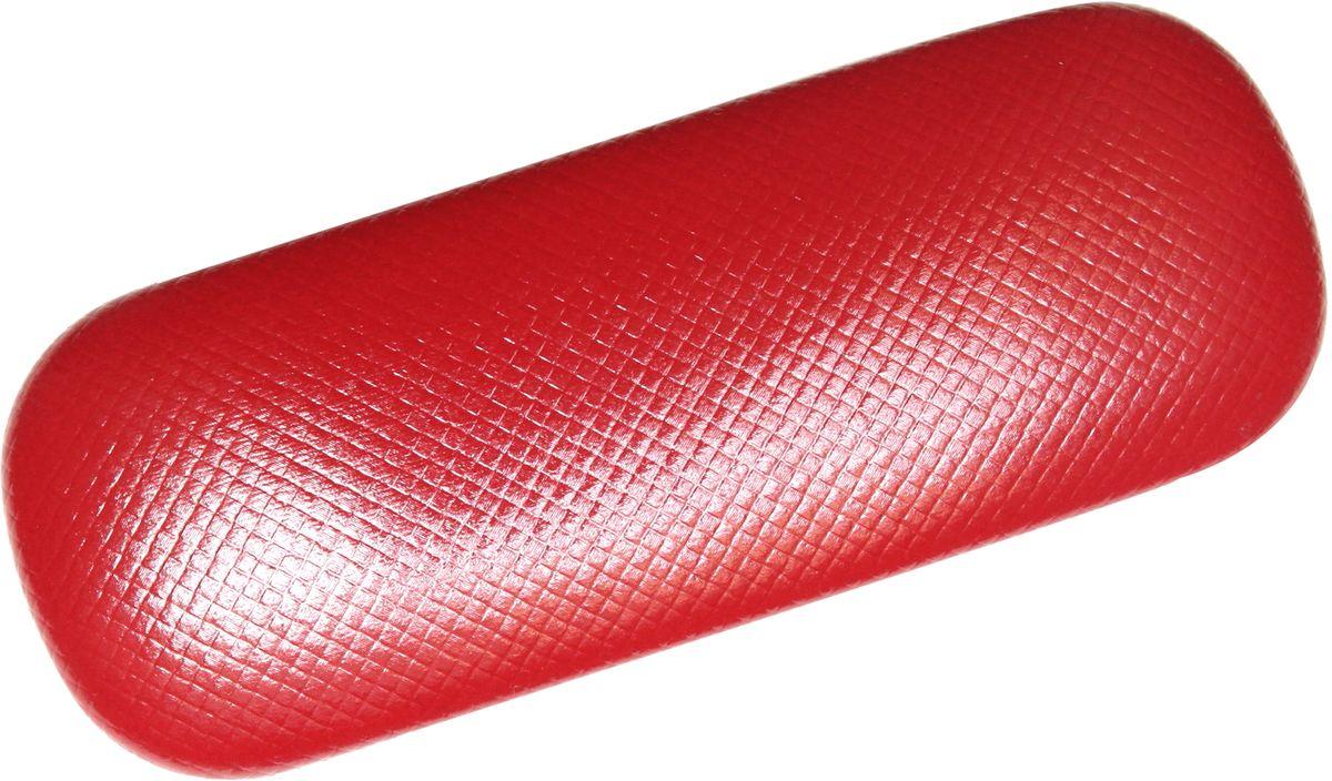 Proffi Home Футляр для очков Fabia Monti, глянцевый, цвет: красный