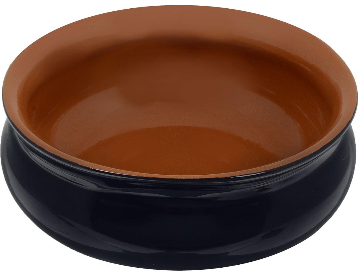 Тарелка глубокая Борисовская керамика Скифская, цвет: темно-синий, коричневый, 500 млРАД14458194_темно синий/коричневыйГлубокая тарелка Борисовская керамика Скифская выполнена из керамики. Такая тарелка подчеркнет прекрасный вкус хозяйки и станет отличным подарком. Можно использовать в духовке и микроволновой печи. Диаметр тарелки (по верхнему краю): 14 см.