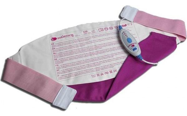 Грелка для поясницы Pekatherm S30S30Электрогрелка Pekatherm S30 для поясницы избавит вас от боли и напряжения, благодаря своей особой форме и сфокусированному действию мягкого тепла! Суть любой грелки - тепло. Тепло - это инструмент заботы о здоровье, тепло - источник отличного самочувствия. Оно помогает нам справляться с болезнями, такими как остеохондроз, артроз, переломы и вывихи, неврит, радикулит, невралгии, циститы, помогает нам нормализовать функции организма после длительного пребывания на холоде. Впрочем, тепло полезно не только с медицинской точки зрения. Комфорт, спокойствие, отдых, уют - это первое, что приходит на ум. Мягкая, приятная теплота избавит от депрессии, подарит чувство уверенности и защищенности, поможет расслабиться и просто поднимет вам настроение! Температура нагрева от 50 до 70 градусов, в зависимости от выбранного режима. Электрогрелка сделана из приятного на ощупь практичного пластика, который легко моется, обладает нейтральным запахом и не вызывает аллергических реакций, что подтверждено...