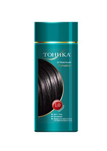 Тоника Оттеночный бальзам 1.0 Черный, 150 мл6122Красивые и здоровые волосы- важный элемент имиджа красивой женщины! Черный цвет волос придаст вашему образу таинственность. Подходит для русых, темно-русых и черных волос Не содержит спирт, аммиак и перекись водорода Содержит уникальный экстракт белого льна Красивый оттенок + дополнительный уход Стойкий цвет без вреда для волос