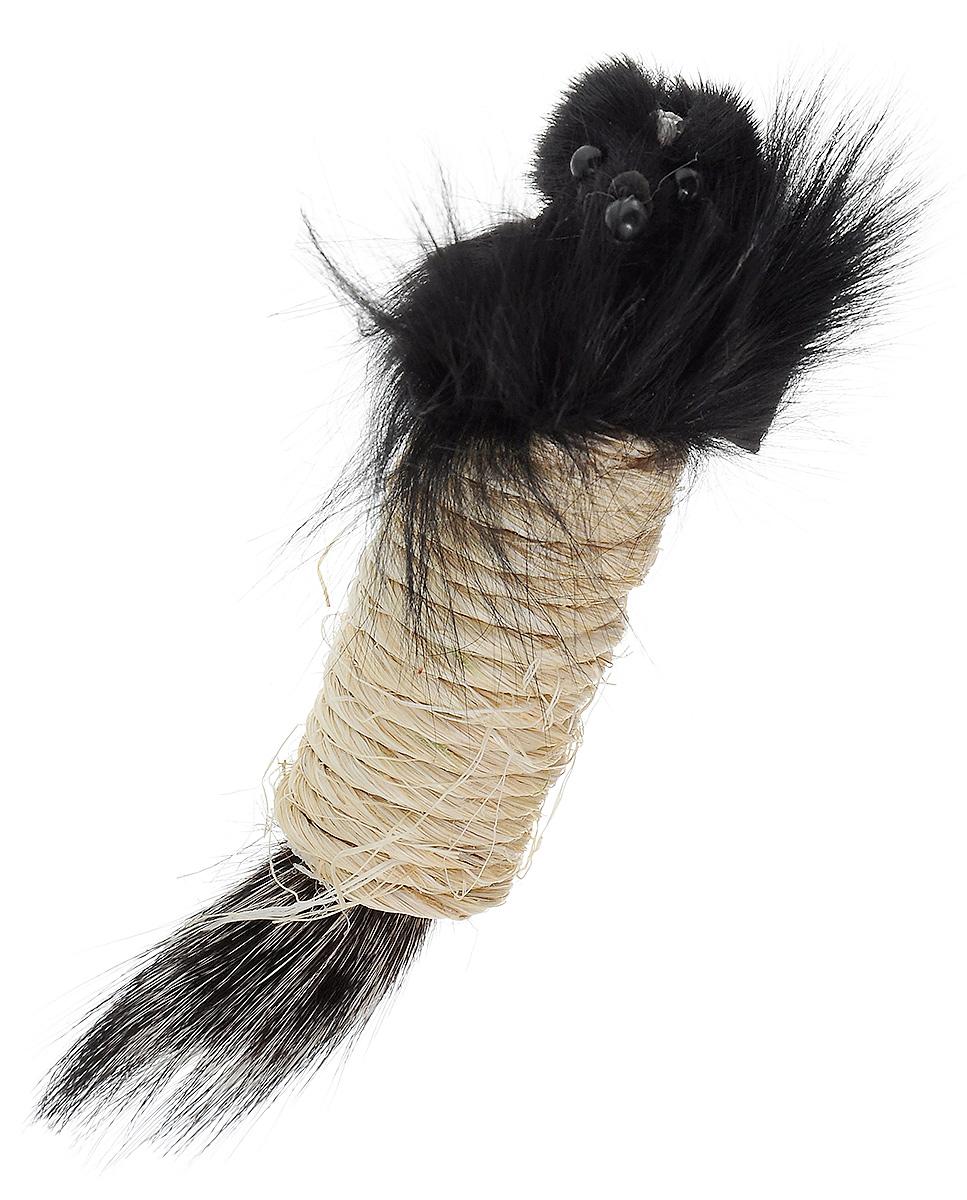 Игрушка-когтеточка для кошек Zoobaloo Заяц, длина 15 см329Игрушка-когтеточка для кошек Zoobaloo Заяц выполнена из сизаля и искусственного меха. Такой забавной когтеточкой можно не только поточить коготки, но и весело поиграть, гоняя по полу лапкой или покусывая зубами. Игрушка обработана кошачьей мятой. Если вы хотите сделать вашей кошке по- настоящему шикарный подарок - приобретите этот аксессуар, совместив приятное с полезным. Когтеточки - обязательный аксессуар для личной гигиены кошек, который помогает животным избавиться от мешающихся шелушащихся слоев когтя, причиняющих дискомфорт подушечкам лап. Кроме того волокна сизаля - натуральный растительный продукт, который не только является очень крепким и стойким к повреждениям, но так же имеет отталкивающее бактерии покрытие, благодаря чему абсолютно безвреден для кошек. Размеры игрушки: 15 х 2,5 х 2,5 см. УВАЖАЕМЫЕ КЛИЕНТЫ! Обращаем ваше внимание на возможные изменения в цветовом дизайне, связанные с ассортиментом продукции. Поставка...