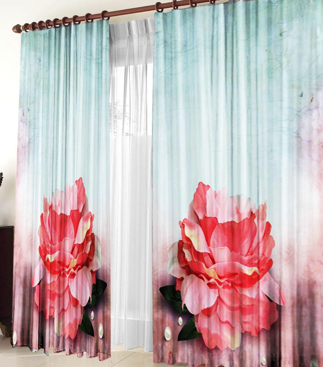 Комплект фотоштор Zlata Korunka Тайна, на ленте, высота 270 см21236Для производства используется габардиновая ткань высочайшего качества. Фотошторы способны не пропускать самый яркий свет, их можно гладить и стирать. Уход: Бережная стирка при 30 градусах, деликатный отжим, отбеливание запрещено, гладить при t не более 150С. Светопоглощение 70%. Плотность ткани - 150 г/м2. Размер: шир. 150 х выс.270.х2 . Оттенок изделия может отличаться от представленного на сайте в силу особенностей цветопередачи фототехники и Вашего монитора.