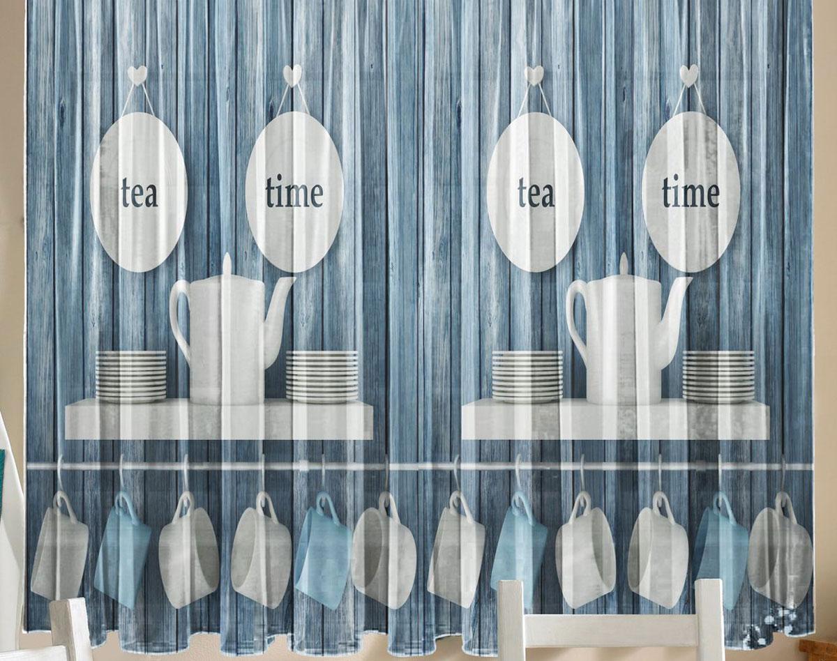 Комплект фототюлей для кухни Zlata Korunka Завтрак, на ленте, высота 160 см21281Фототюль - это новинка в мире фотоштор. Для производства используется шифоновая ткань высочайшего качества. Уход: Бережная стирка при 30 градусах, деликатный отжим, отбеливание запрещено. Комплектация и размер: 2 полотна (каждое – шир.145 х выс.160) соединенных поверху, одной шторной лентой. Оттенок изделия может отличаться от представленного на сайте в силу особенностей цветопередачи фототехники и Вашего монитора.