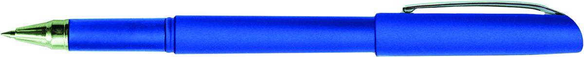 Berlingo Ручка гелевая Silk цвет чернил синий
