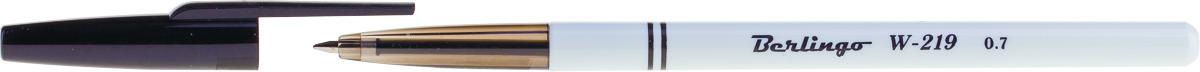 Berlingo Набор шариковых ручек W-219 цвет черныйCBp_70241Стильная и удобная шариковая ручка, высококачественные чернила обеспечивают ровное и мягкое письмо. Корпус - пластик с прозрачным кончиком для контроля за уровнем чернил. Детали корпуса тонированы в цвет чернил.