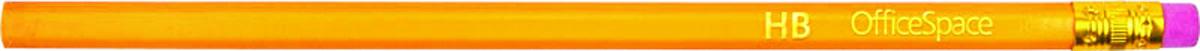 OfficeSpace Набор чернографитных карандашей с ластиком 12 шт BLSP_157BLSP_157Чернографитный карандаш из натурального дерева. Предназначен для чертежных и художественных работ. Отлично подойдут для занятий графикой.