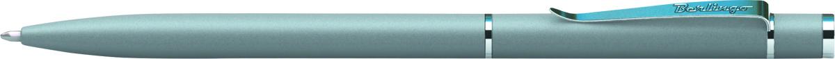 Berlingo Ручка шариковая Golden Classic цвет корпуса серый серебристыйCPs_73013Оригинальная автоматическая шариковая ручка Berlingo Golden Classic с поворотным механизмом. Цвет чернил - синий. Диаметр пишущего узла - 0,7 мм. Подходит для нанесения логотипа. Ручка упакована в индивидуальный пластиковый футляр.