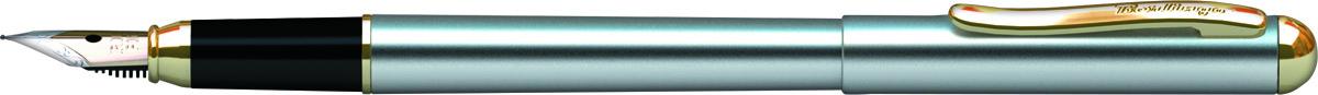 Berlingo Ручка перьевая Velvet Prestige цвет корпуса серебристый золотистыйCPs_82614Перьевая ручка Berlingo Velvet Prestige создана для настоящих ценителей классики. Цвет корпуса серебристый, с позолотой. Оригинальный клип. Изящная гравировка.