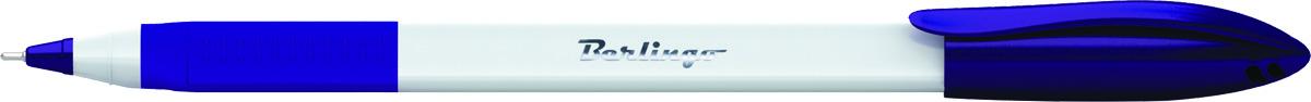 Berlingo Ручка шариковая Triangle Snow Pro цвет синий