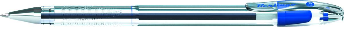 Berlingo Ручка шариковая Techno-Ball цвет чернил синийCBp_70882Чернила шариковой ручки на маляной основе Berlingo Techno-Ball гарантируют мягкое ровное письмо даже при низких температурах. Легкий корпус с рельефным упором треугольной формы делает ее использование максимально комфортным, а колпачок с клипом позволяет удобно располагать ручку в кармане пиджака или рубашки.